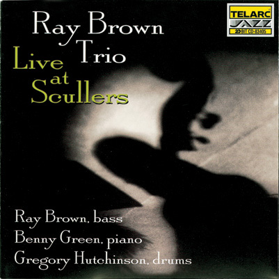 RayBrownLiveAtScullers1